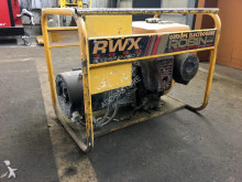 Robin RWX3000 construction