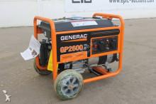 matériel de chantier Generac GP2600 Generator