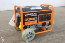 matériel de chantier groupe électrogène Generac
