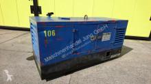 materiaal voor de bouw aggregaat/generator Elbe