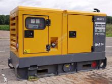 matériel de chantier Atlas Copco QAS 14KVA SILENT (KUBOTA ENGINE)