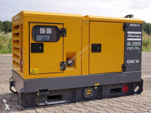 Atlas Copco QAS 14KVA SILENT (KUBOTA ENGINE) construction