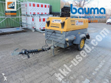 Atlas Copco XAS 87 construction