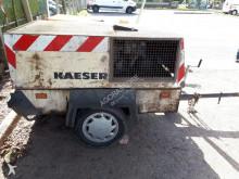 matériel de chantier groupe électrogène Kaeser