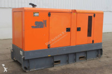 Atlas Copco QAS 60 Generator construction