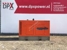 Iveco 8065E - 60 kVA Generator - DPX-11757 construction