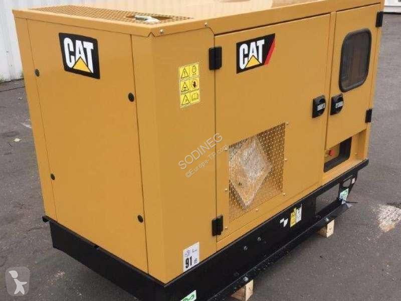 Vedeţi fotografiile Utilaj de şantier Caterpillar DE22 - 22 kVA