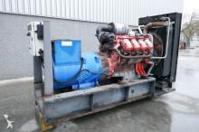 matériel de chantier MacGen 450