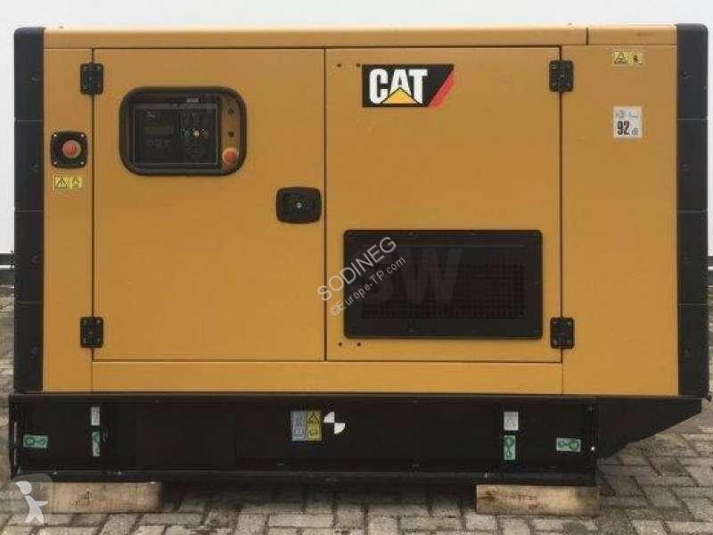 Bekijk foto's Materiaal voor de bouw Caterpillar DE50 - 50 kVA
