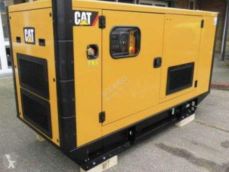 View images Caterpillar DE110 - 110 kVA construction