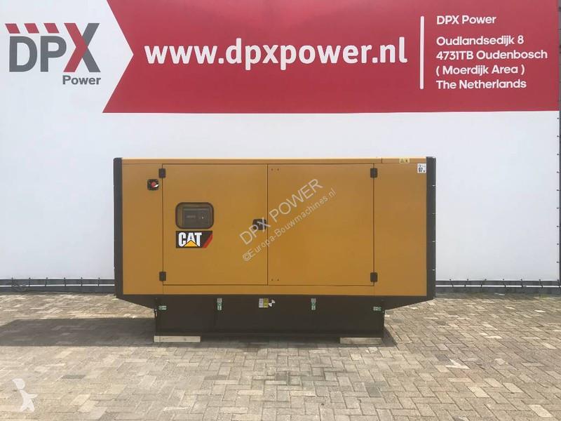 Voir les photos Matériel de chantier Caterpillar DE165E0 - 165 kVA Generator - DPX-18016
