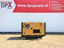 Caterpillar DE88E0 - 88 kVA Generator - DPX-18012 construction