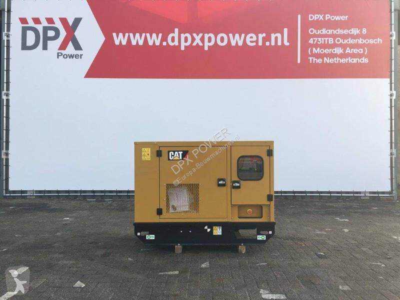Bekijk foto's Materiaal voor de bouw Caterpillar DE9.5E3- 9.5 kVA Generator - DPX-18000