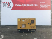 Caterpillar DE9.5E3- 9.5 kVA Generator - DPX-18000 construction