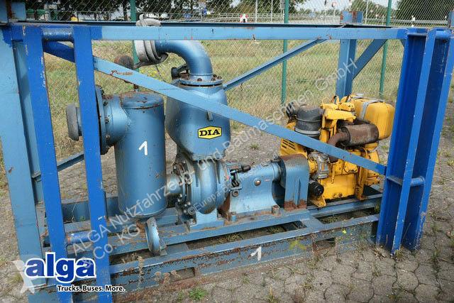 Vedeţi fotografiile Utilaj de şantier nc DIA - SZ125, Wasserpumpe, Hatzpumpe Diesel.