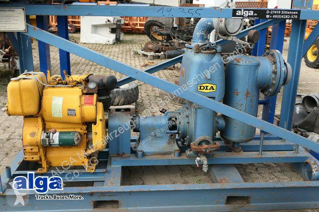 Vedeţi fotografiile Utilaj de şantier nc DIA / SZ 125 Wasserpumpe