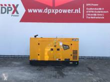 JCB generator construction