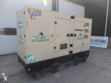 matériel de chantier Doosan G200 200 KVA Generator