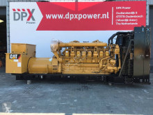 Caterpillar 3516B - 2.250 kVA Generator - DPX-25033 construction