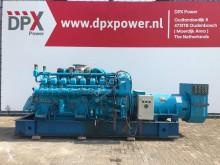 matériel de chantier Mitsubishi S16NPTA - 1.000 kVA Generator - DPX-11723