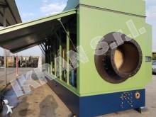 Turbomach generator construction