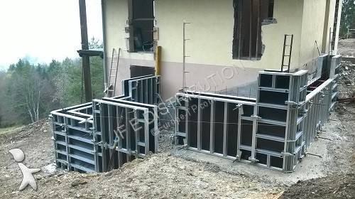 Voir les photos Matériel de chantier Jean Four MODALU