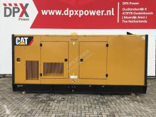 Caterpillar C15 - 550 kVA Generator - DPX-18027 construction