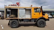 Mercedes Unimog U400 construction