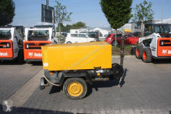 Atlas Copco XAS 56 DD construction
