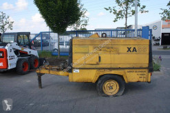 Atlas Copco XASS 60 DD construction