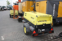 Atlas Copco XAS 47 DD construction