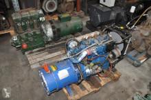 matériel de chantier Lister LPW T4