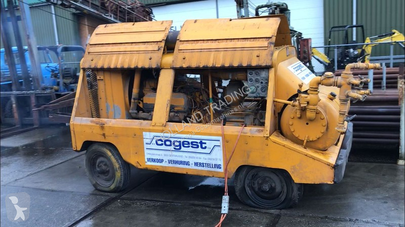 Sprzęt budowlany Ingersoll rand DRC 365