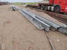 matériel de chantier nc 8.8x12x5.3m Staal Constructie met Dakplaten