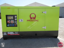 material de obra Pramac - GBL30