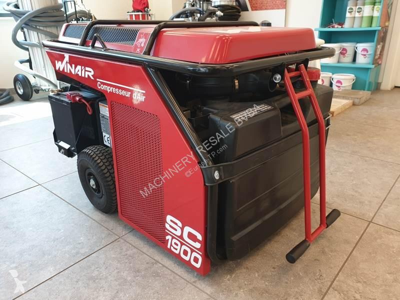 Voir les photos Matériel de chantier Winair SC 1900 HDE