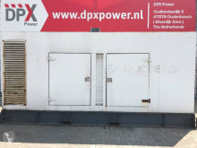 mezzo da cantiere Scania DC16 43A - 550 kVA Generator - DPX-11377