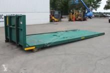 mezzo da cantiere nc Platte Container