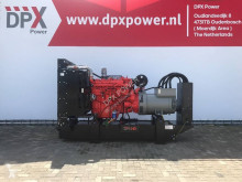Scania Stage IIIA - DC13 - 385 kVA Generator - DPX-17824 construction