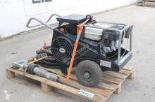 matériel de chantier Sullair Pac80 Compressor En SX10 Sloophamer