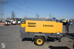 Atlas Copco XAVS 166 construction