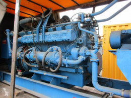 matériel de chantier groupe électrogène Wärtsilä