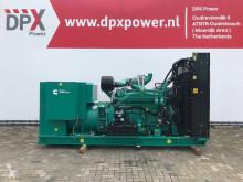 material de obra Cummins C825D5A - 825 kVA Generator - DPX-18525-O