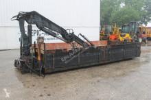 material de obra nc Container Kabelsysteem 5.4mtr Met Kraan