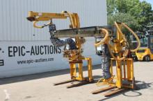 matériel de chantier Probst 2x Vacuum Units