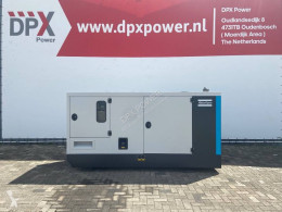 materiaal voor de bouw Atlas Copco QIS 220 - 220 kVA Generator - DPX-19410