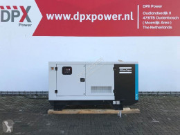 matériel de chantier Atlas Copco QIS 95 - 95 kVA Generator - DPX-19406