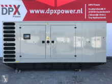 Doosan DP222LC - 825 kVA Generator - DPX-15565 construction