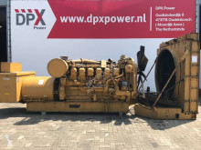 Caterpillar 3512 - 1.275 kVA Generator incomplete - DPX-11836 construction