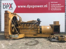 Caterpillar 3512 - 1.275 kVA Generator incomplete - DPX-11837 construction